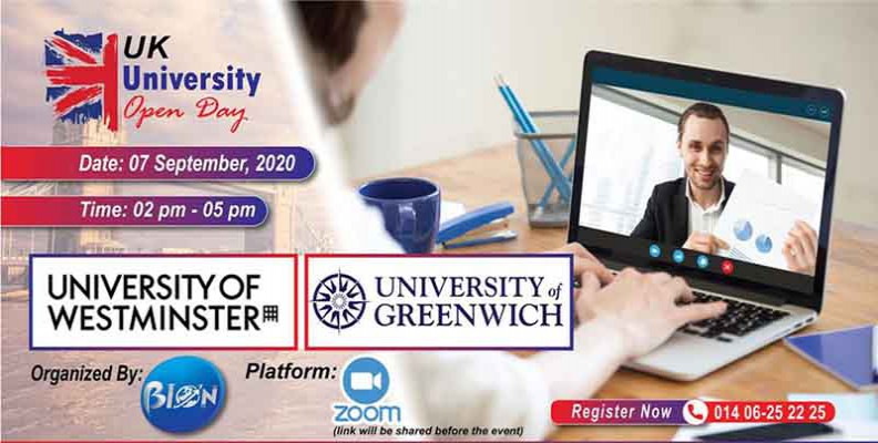 UK University Open Day